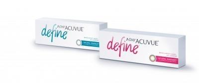 1-Day Acuvue Define resmi