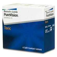 Purevision Toric Lens  (Astigmatlı lens) resmi