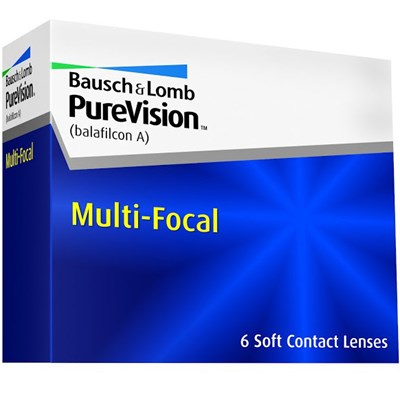 Picture of Purevision  Multifocal (Uzak-Yakın Bir Arada)