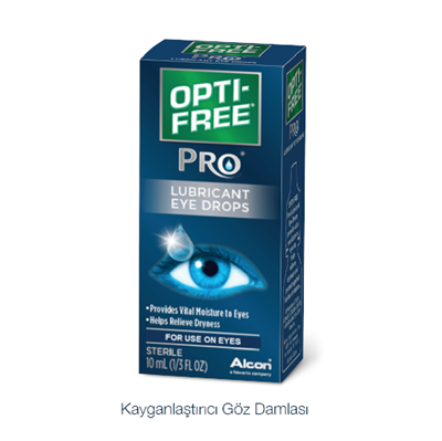 Picture of Optı-Free Pro Lubrıcant Eye Drops