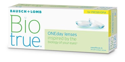 Biotrue ONEday for Presbyopia (Uzak-Yakın Bir Arada) resmi