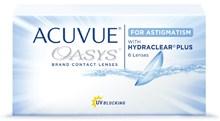 Acuvue Oasys Toric (Astigmatlı lens) resmi