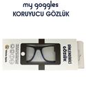 My Goggles Koruyucu Gözlük LH222 C2 resmi