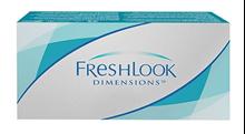 Freshlook Dimensions resmi