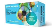 Optima Natural Look Renkli Lens Numarasız 8.4 2'Li Paket resmi