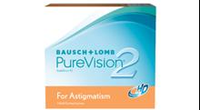 Purevision 2 HD Toric  (Astigmatlı lens) resmi