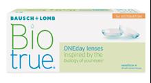 BioTrue OneDay For Astigmatism  resmi