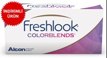 Freshlook ColorBlends (Hareli) Renkli Lens Numaralı resmi