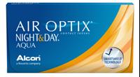 Air Optix Night & Day Aqua resmi